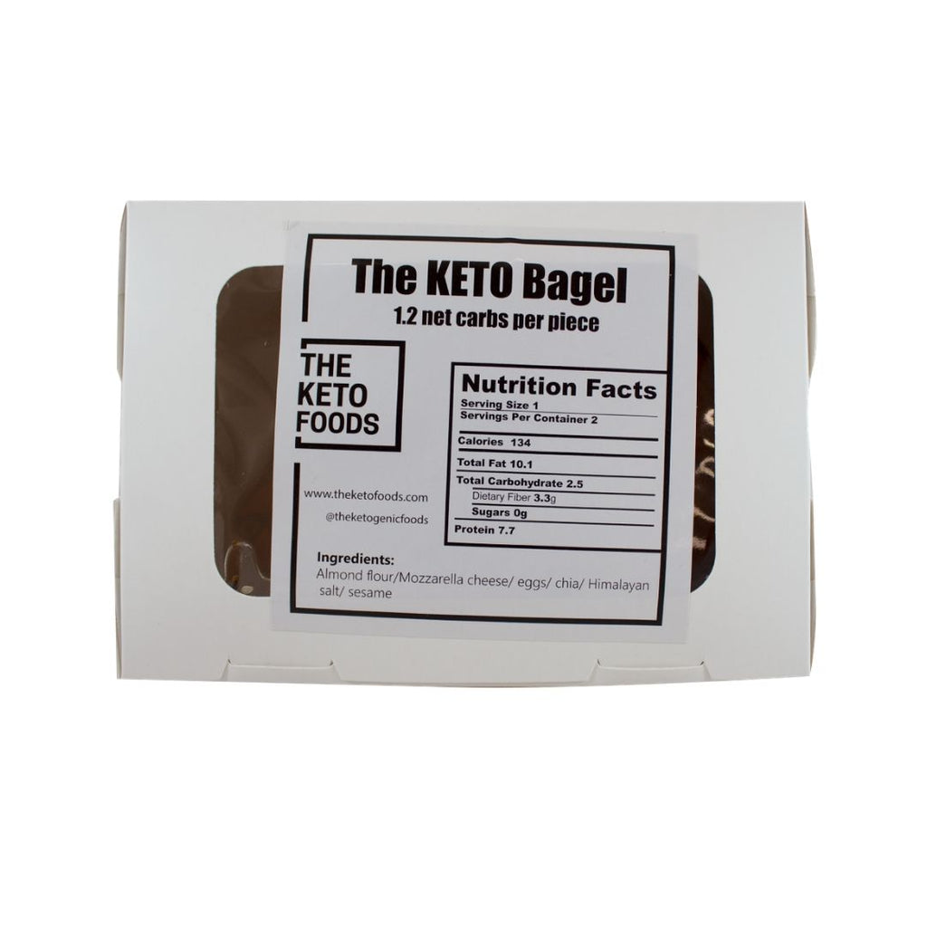 The Keto Foods Keto Bagel