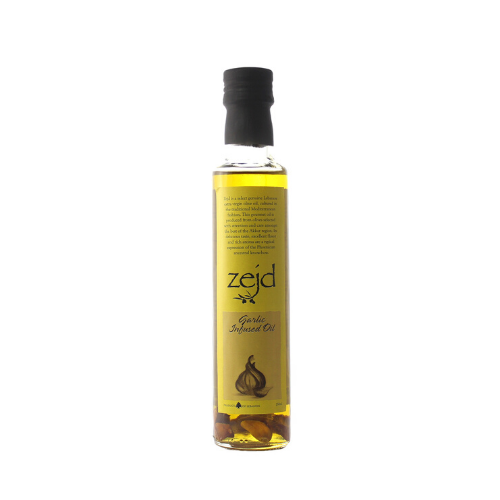 Zejd Garlic Infused Oil