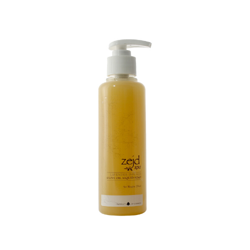 Zejd Lavender Infused Olive Oil Liquid Soap