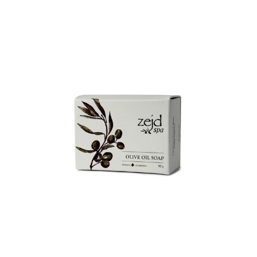 Zejd Olive Oil Soap