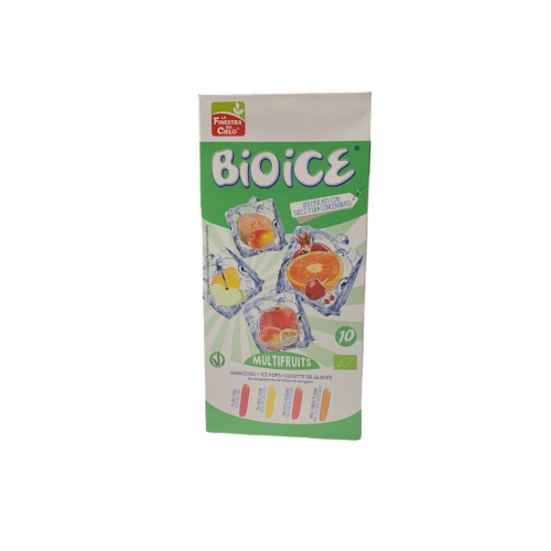 Bioice Multifruits Ice Pops