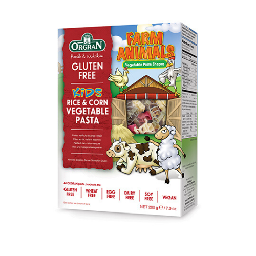 Orgran Pasta Farm Animals