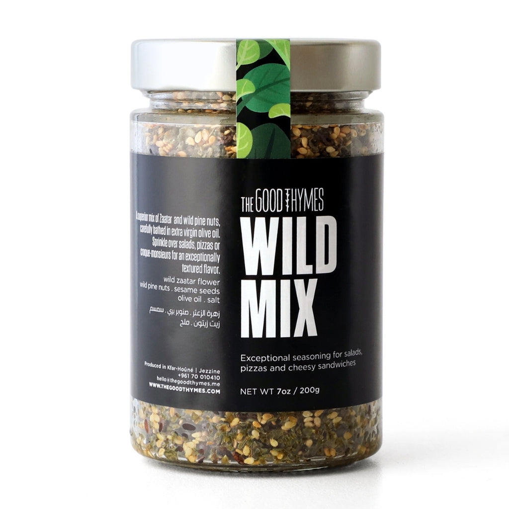 The Good Thymes Wild Mix