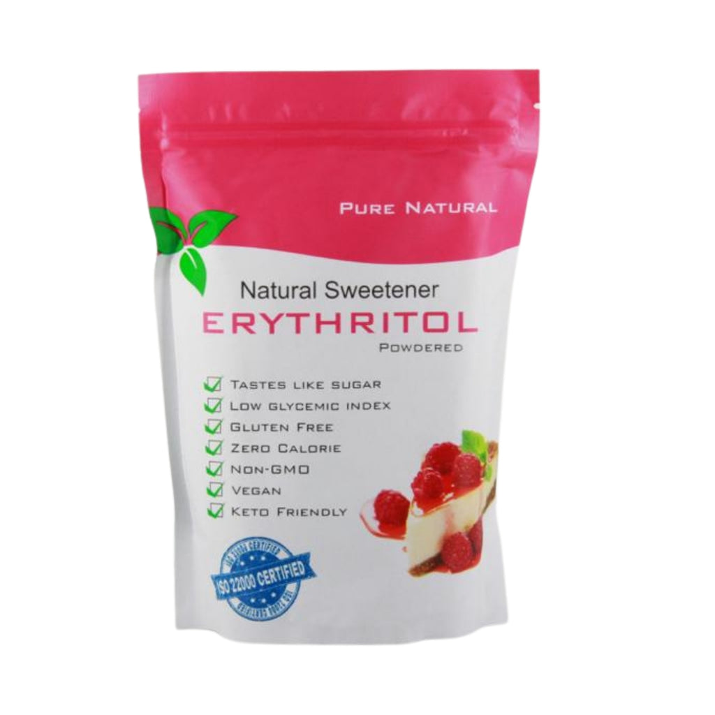 Pure Natural Erythritol - Powdered