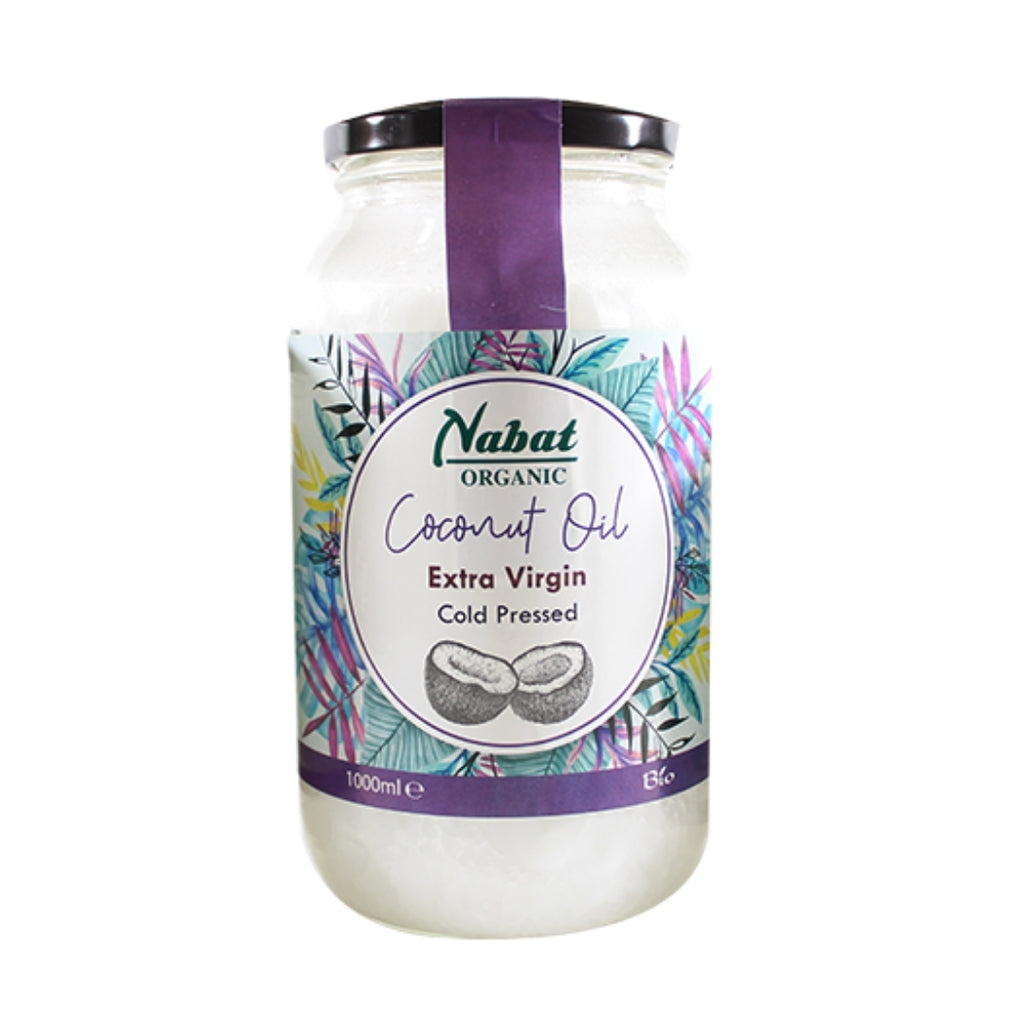 Nabat Virgin Coconut Oil
