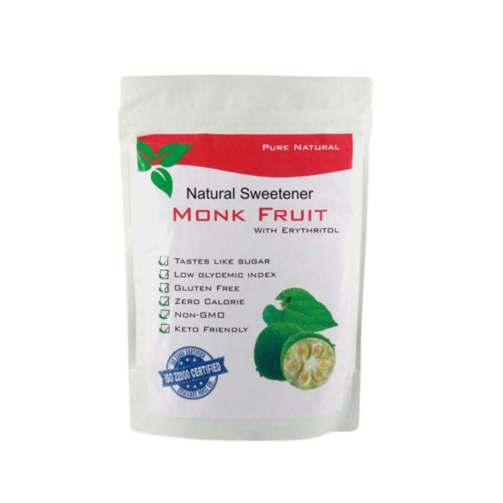 Pure Natural Monk Fruit Sweetener