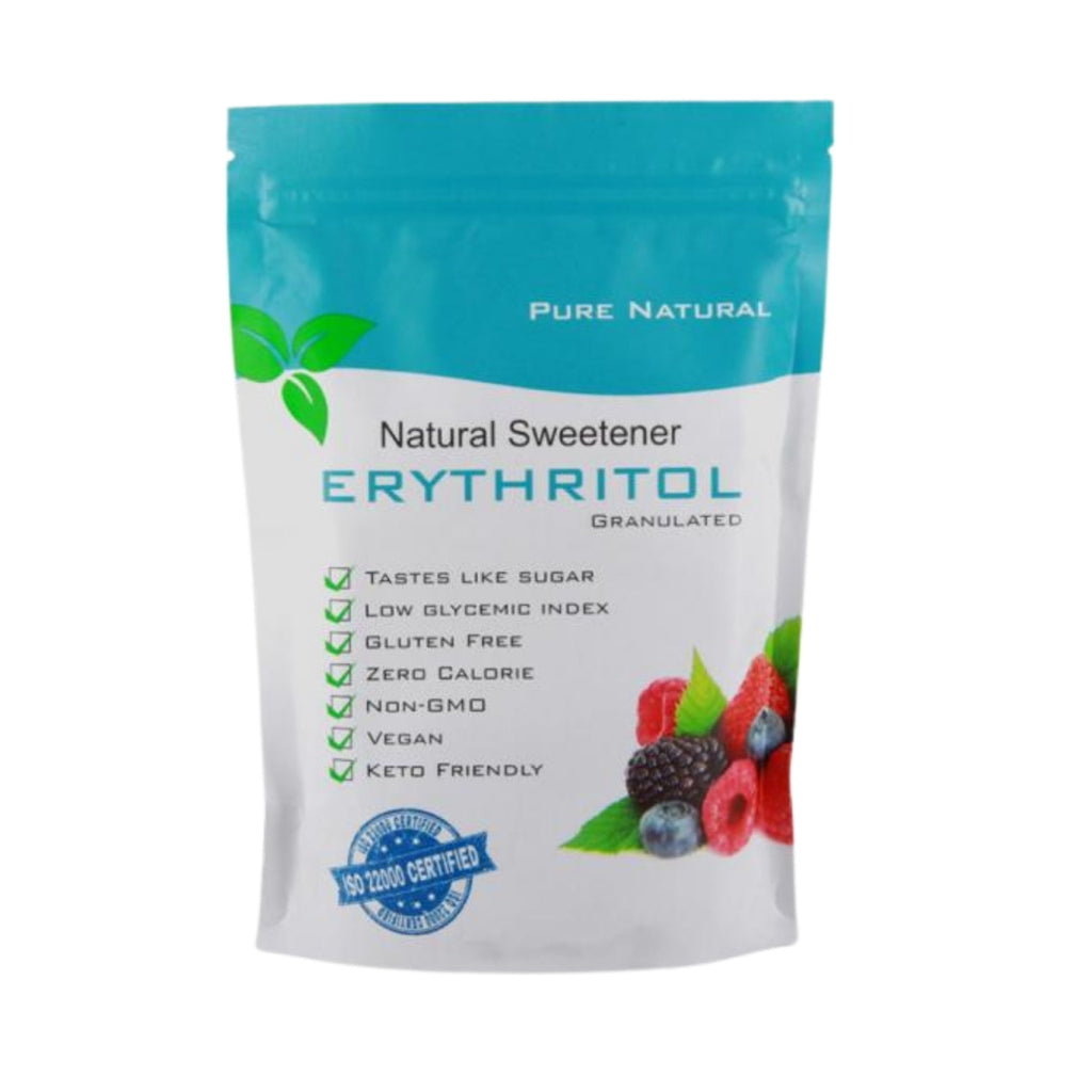 Pure Natural Erythritol - Granulated