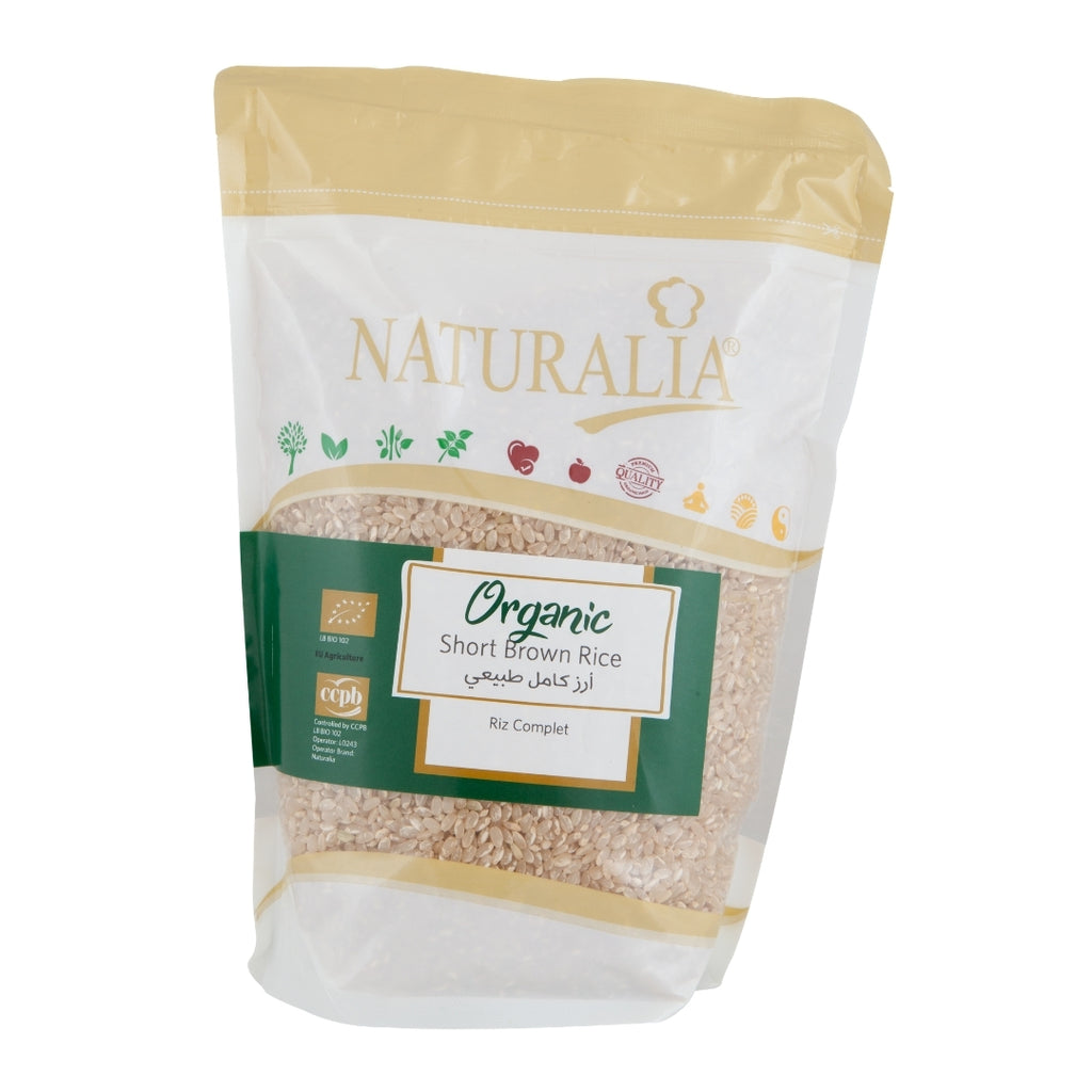 Naturalia Organic Short Brown Rice