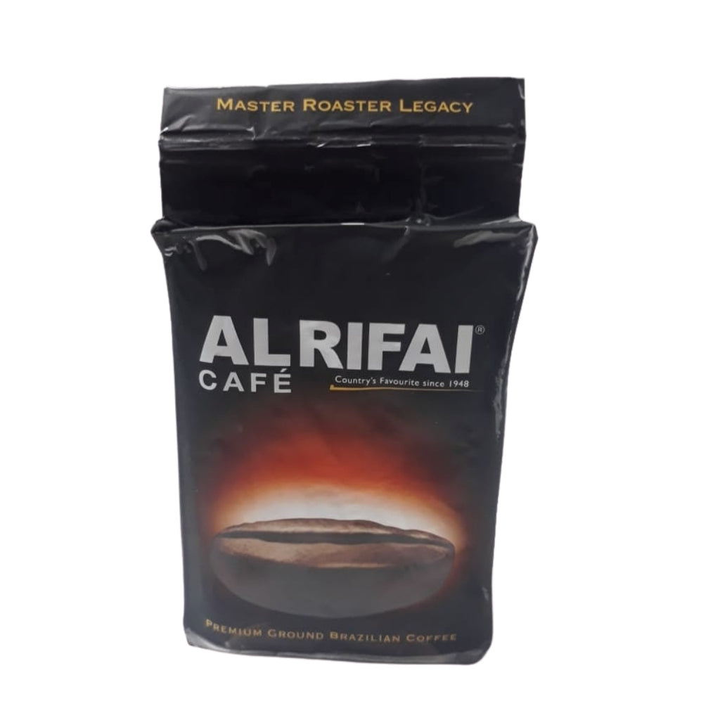 Al Rifai 100% Arabica Ground Coffee