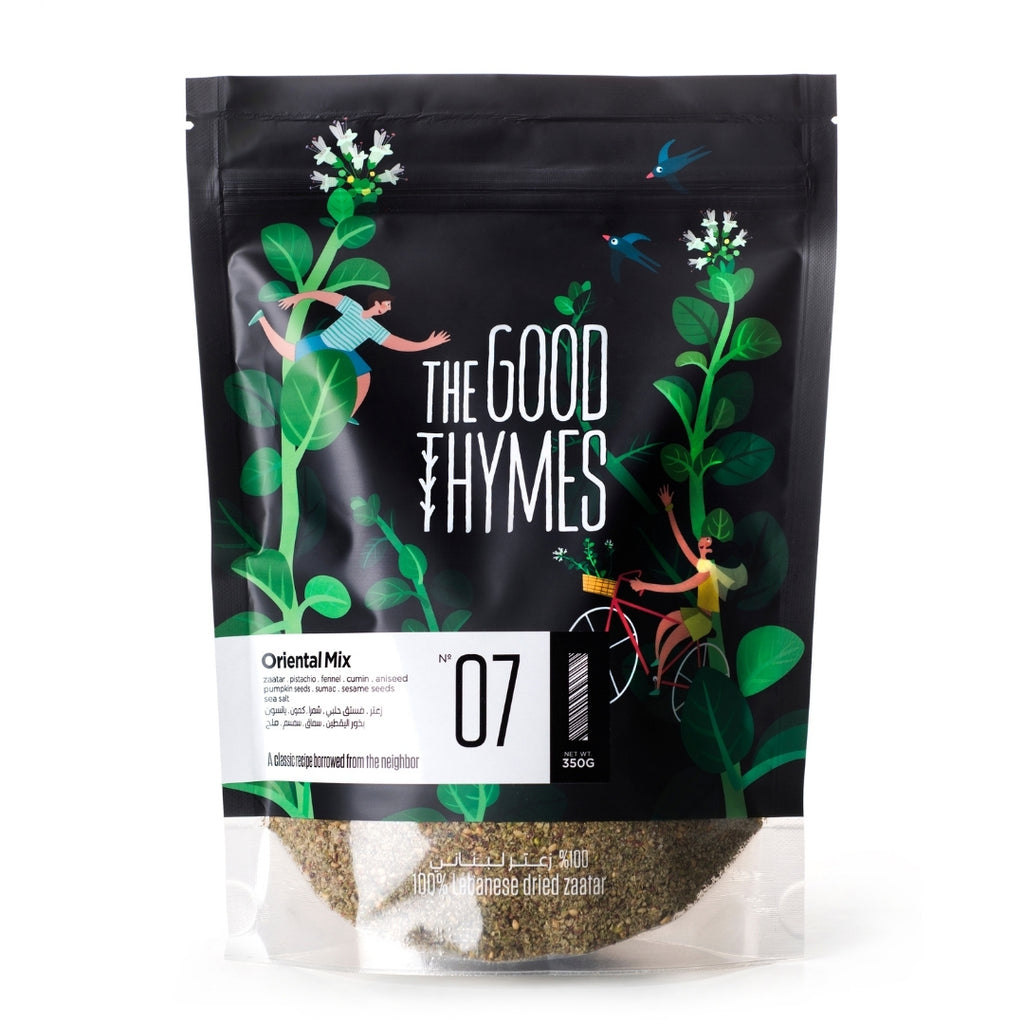 The Good Thymes Oriental Mix