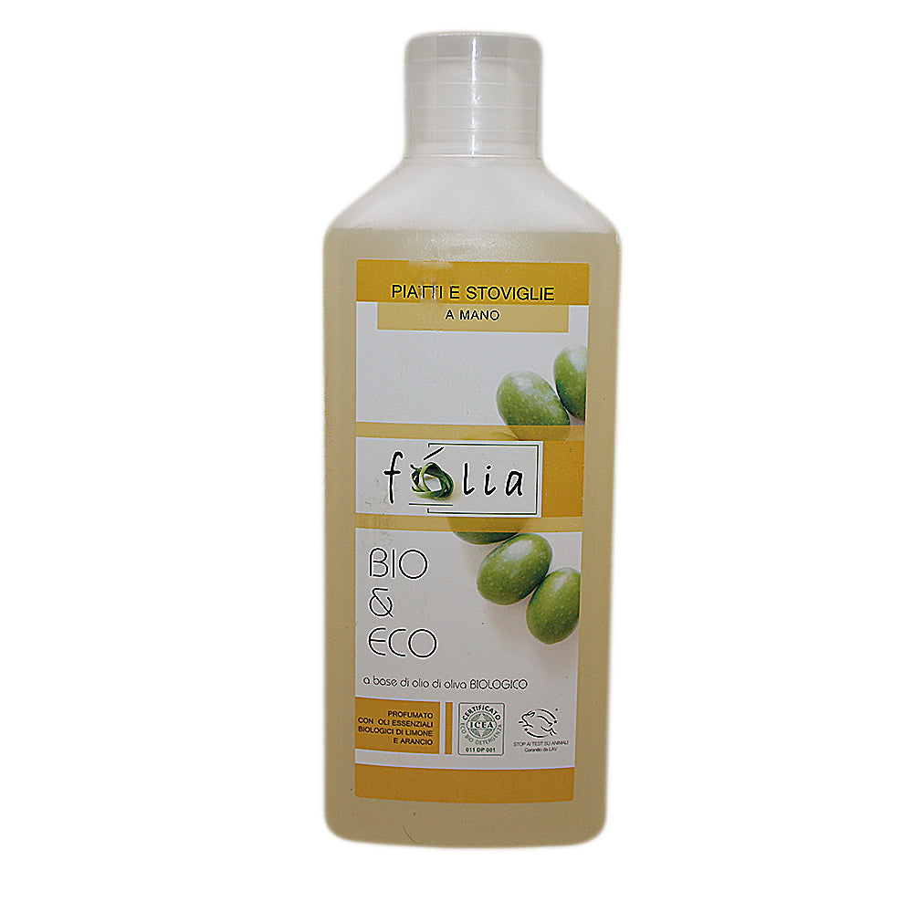 Folia Bio & Eco Dishwashing Detergent (631341154367)