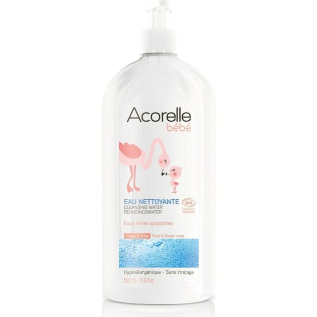 Acorelle Organic Certified Baby Cleansing Water