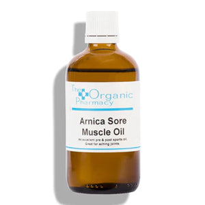 The Organic Pharmacy Arnica Sore Muscle Oil