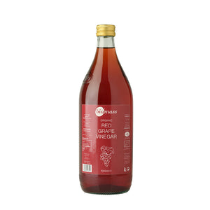 Biomass Organic Red Grape Vinegar