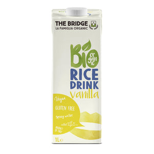 Bio Rice Drink Vanilla