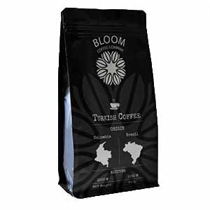 Bloom Coffee Company Turkish Coffee