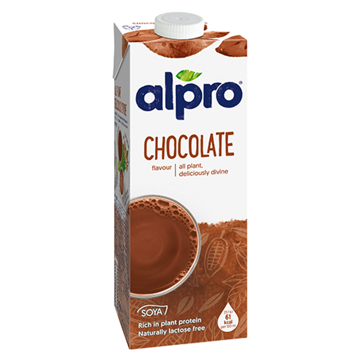 Alpro Soya Drink Chocolate