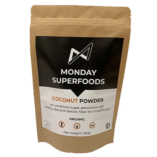 Monday Fitness Studio Coconut Powder