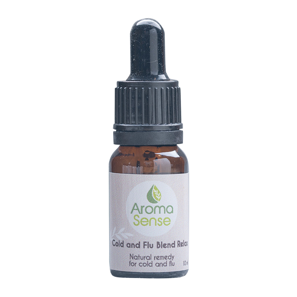 Aromasense Cold and Flu Blend Relax