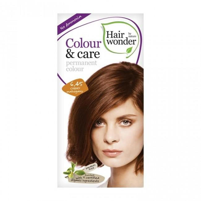 Hairwonder Colour & Care 6.45 Copper Mahogany