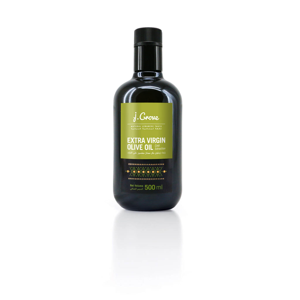J Grove Extra Virgin Olive Oil