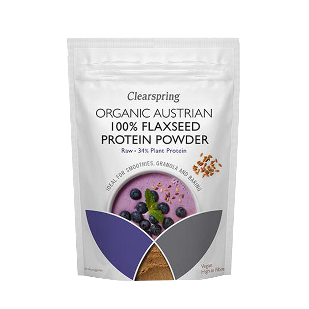 Clearspring Organic 100% Flaxseed Protein Powder