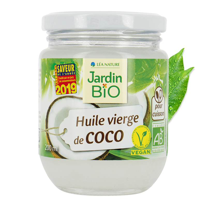 Jardin Bio Virgin Coconut Oil (4418136506431)