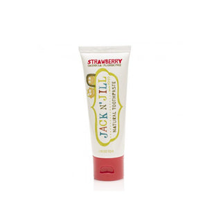 Jack N' Jill Natural Calendula Toothpaste - Strawberry