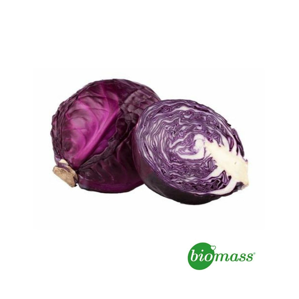 Biomass Organic Red Cabbage (4299460542527)