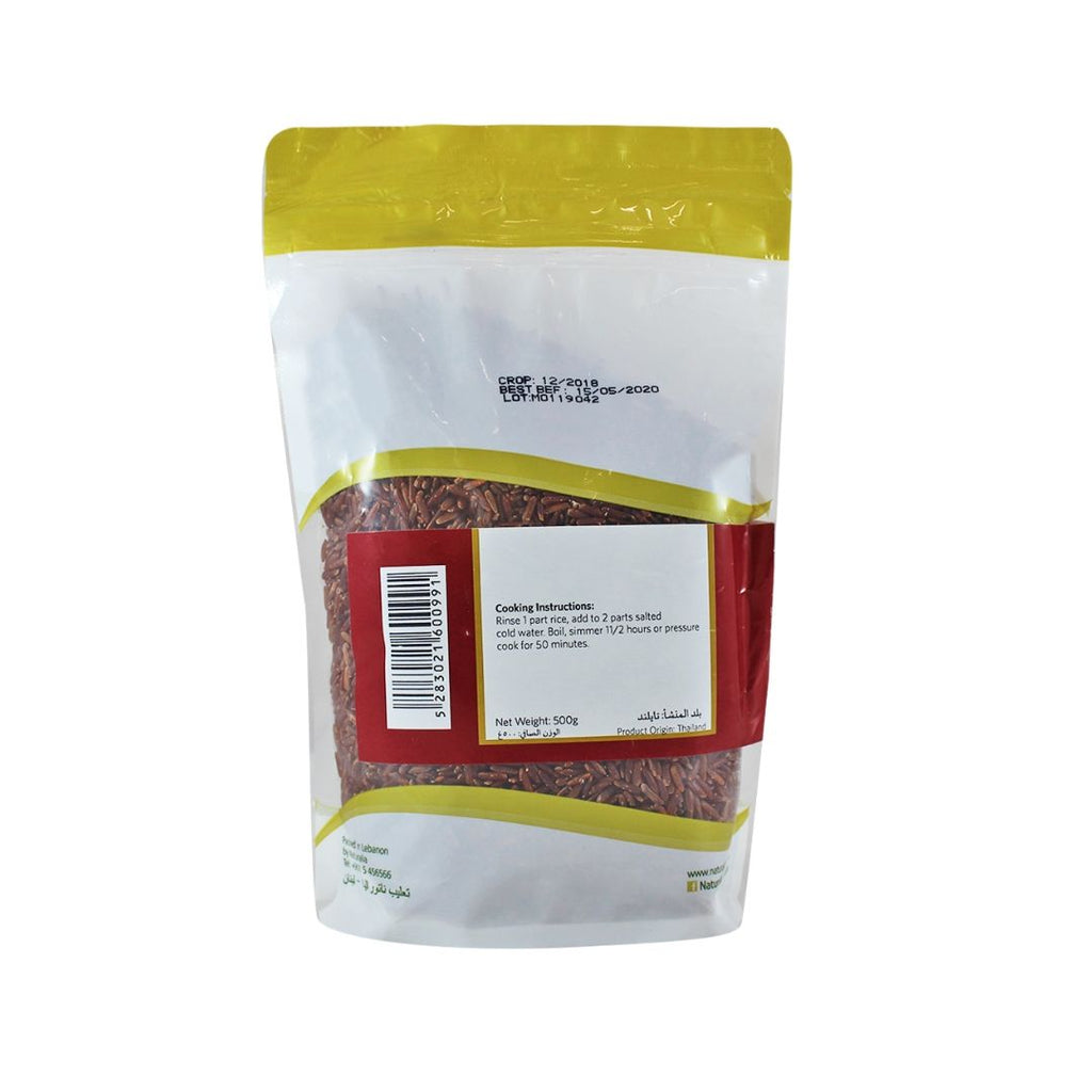 Naturalia Organic Red Rice