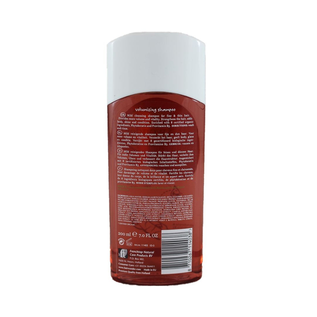 Hairwonder Volumizing Shampoo