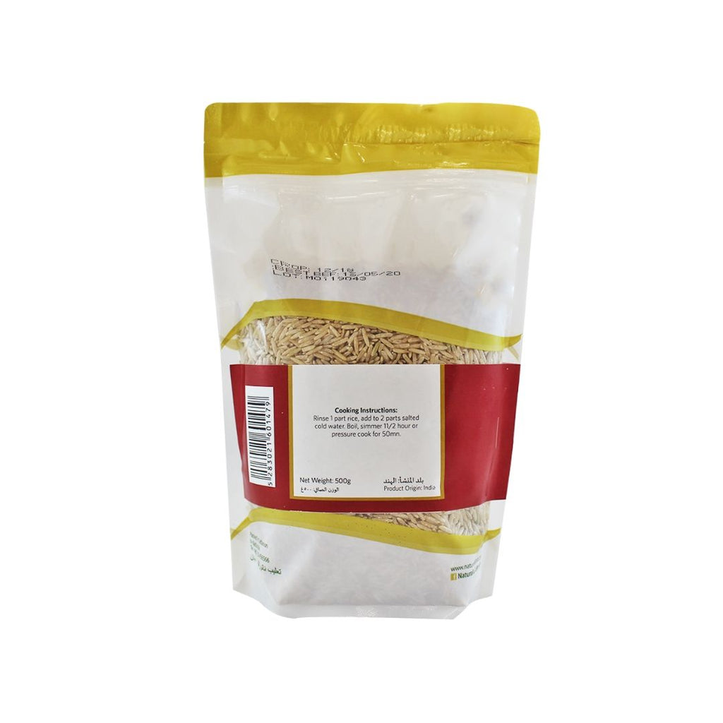 Naturalia Organic Basmati Brown Rice