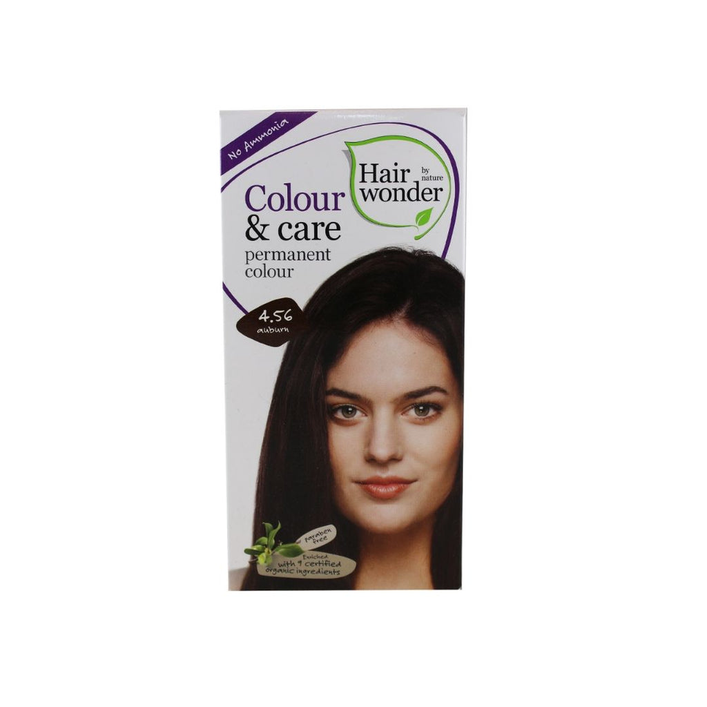 Hairwonder Colour & Care Auburn 4.56 (1582386184255)