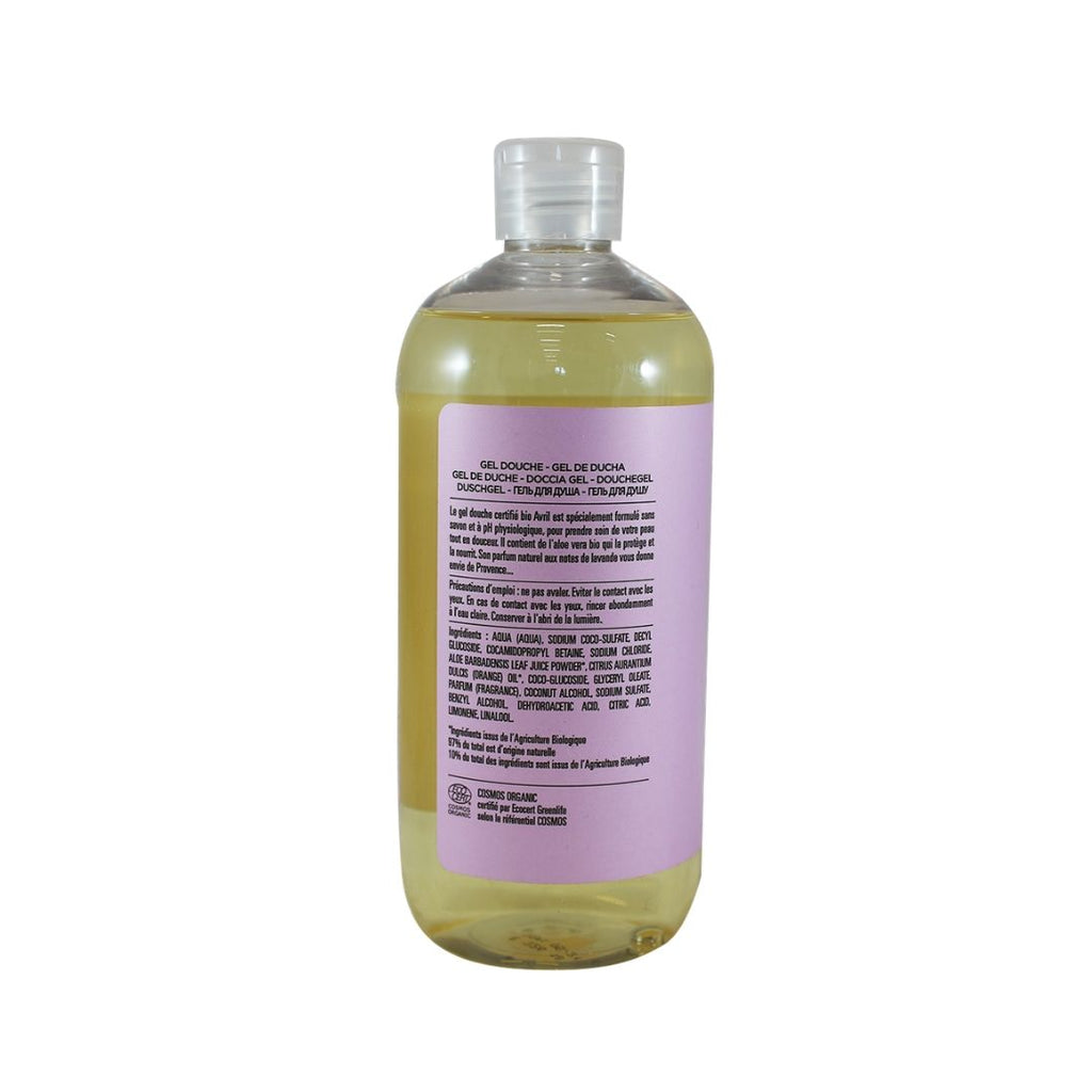 Avril Shower Gel Infusion De Lavande Fruitee (1689805586495)