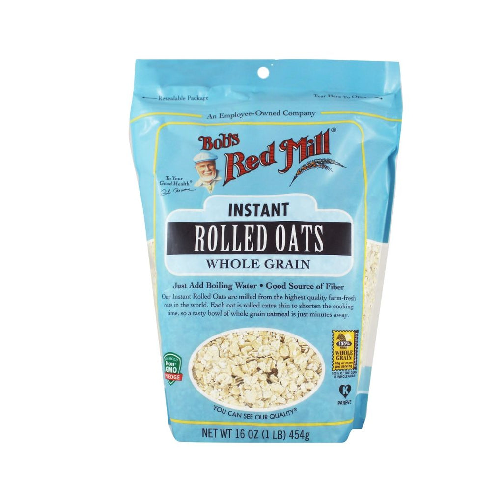 Bob's Red Mill Rolled Oats Instant