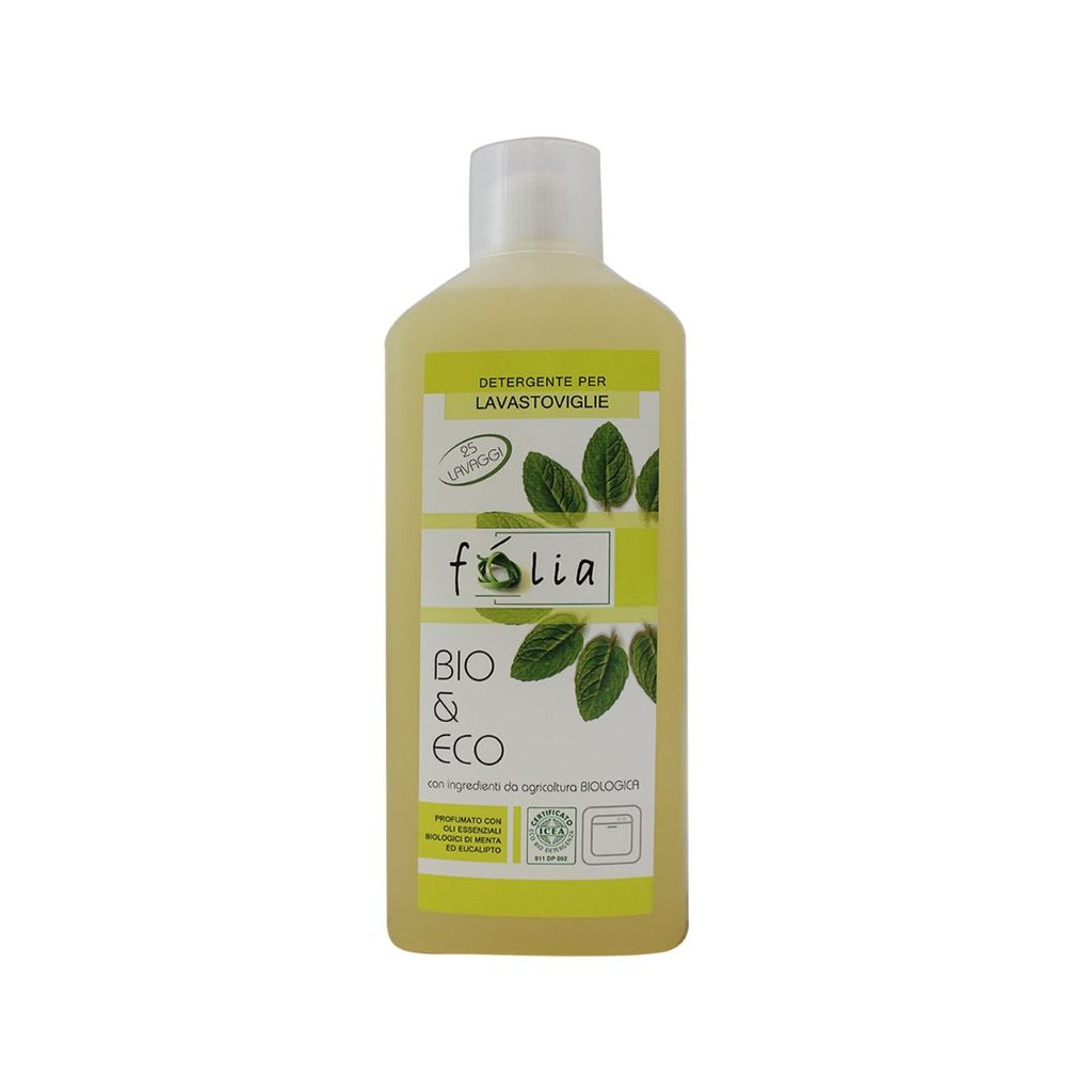 Folia Bio & Eco Dishwasher Detergent (718037844031)