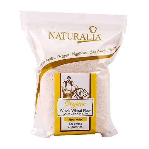 Naturalia Whole Wheat Flour For Cakes and Pastries