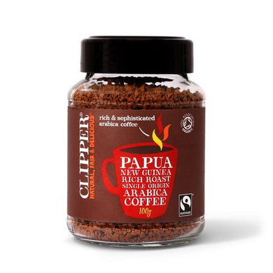 Clipper Papua Organic Arabica Coffee
