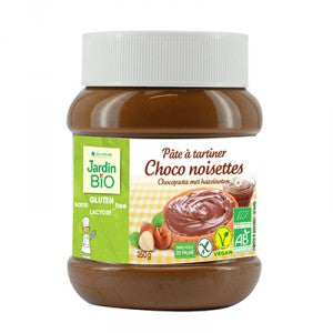Jardin Bio Chocolate Hazelnut Spread - Vegan (4272561717311)