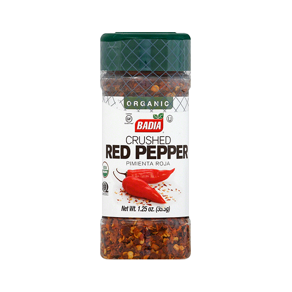 Badia Organic Crushed Red Pepper (1557242609727)