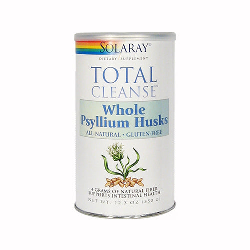 Solaray Total Cleanse Whole Psyllium Husks