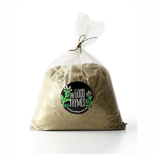 The Good Thymes Plain Ground Zaatar