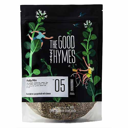 The Good Thymes Fruity Mix