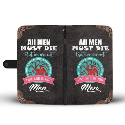 Hand Crafted All Men Must Die Case