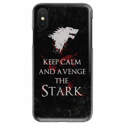 Keep Calm And A Venge The Stark Phone Case