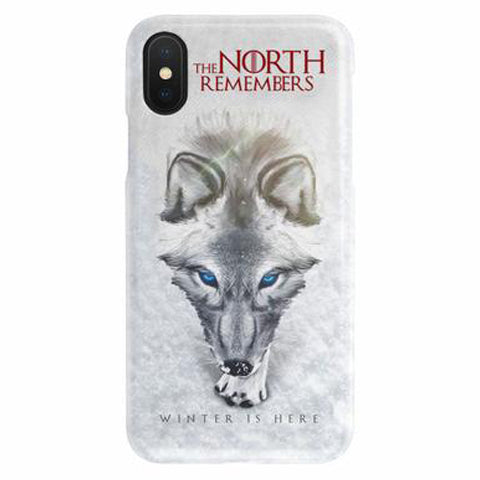 The North Remembers Phone Case