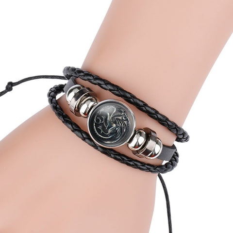 House Sigils  Bracelets For Girls And Woman