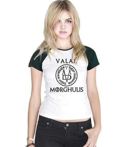 Valar  Morghulish Crossfit Female T-Shirt