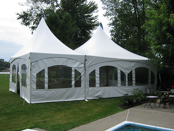 20' x 50' with Sides (rental price)