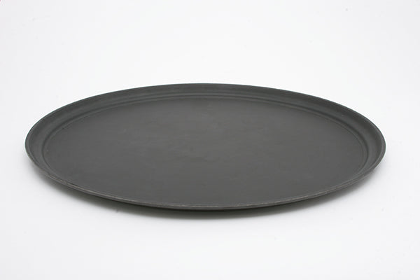 "27"" Plastic Oval Serving Tray (rental price)"
